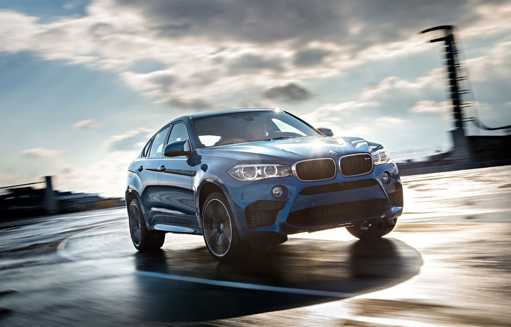 der neue bmw x5 m und der neue bmw x6 m. Black Bedroom Furniture Sets. Home Design Ideas