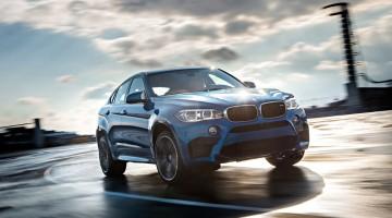 Der neue BMW X5 M und der neue BMW X6 M