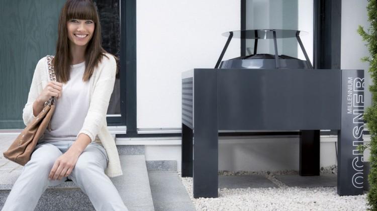 Sieht gut aus für unsere Zukunft: Moderne, hocheffiziente Wärmepumpen schonen das Klima und heizen ohne Verbrennung mit schädlichen Emissionen. Foto: www.ochsner.com/akz-o