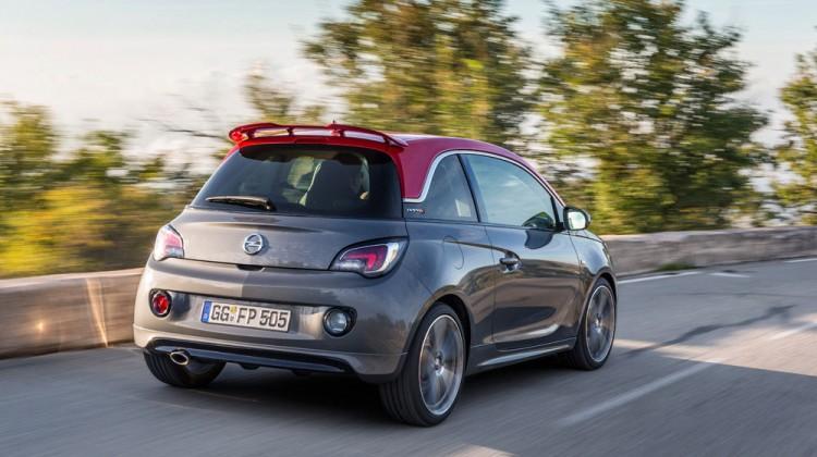 Der neue Opel ADAM S – Stylisches Kraftpaket mit Premium-Touch