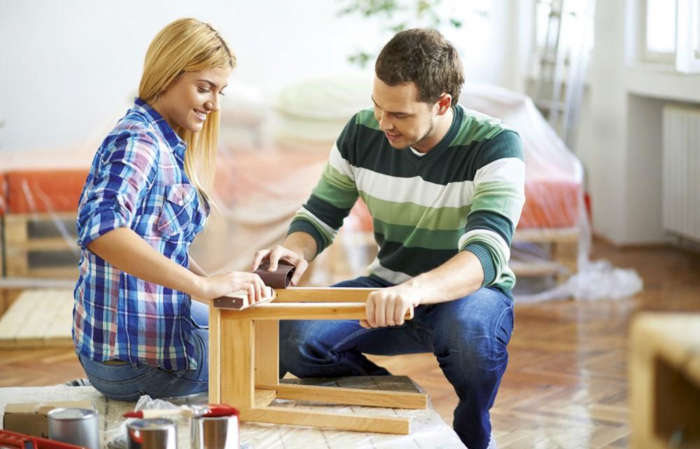 Alte Möbel in neuem Look - Es gibt viele gute Gründe, warum sich die Neulackierung von Möbeln lohnt.