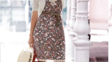 Das richtige Kleid für jede Figur